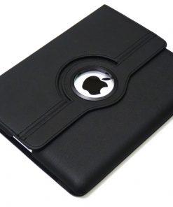 iPad Lederen 360 Case zwart