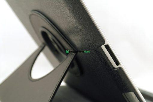 iPad 2/3/4 360 Tablet Hoes Zwart 1
