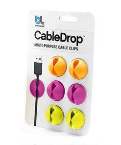 BlueLounge CableDrop multicolor