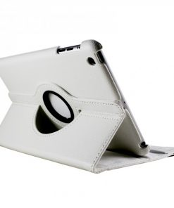 iPad Mini Lederen 360 Cover Wit