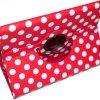 iPad Mini Polka Dots 360 Cover Rood