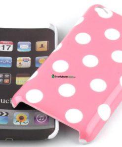 IPod Touch 4G Polka Dot Hoesje Roze