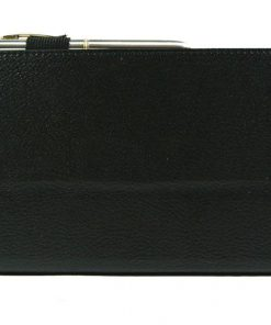 Samsung Galaxy Tab 3 7.0 Lederen Stand Case Zwart