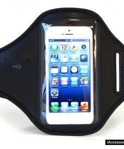 Universele Sport Armband Zwart