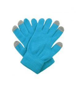Muvit Touch Gloves Blauw M