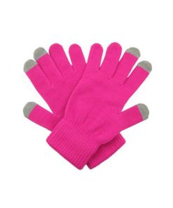 Muvit Touch Gloves Roze M