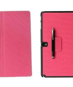 Samsung Galaxy Note 10.1 2014 Flip Case Roze (exclusief pen).