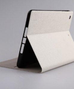 iPad Mini Hoesje Stand Cover Creme