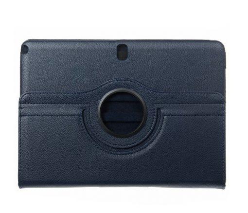 Samsung Galaxy Note 10.1 2014 Lederen 360 Cover Blauw