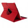 Rode Samsung Galaxy Tab 4 10.1 PU-Lederen 360 cover
