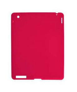 iPad Siliconen Case Hot Pink