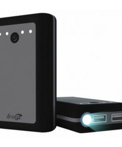 iFrogz 7800mAh battery en zaklamp in 1
