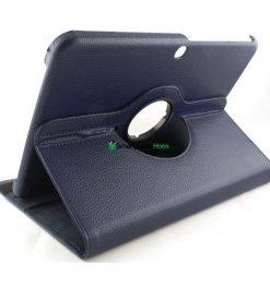 Samsung Galaxy Tab Pro 10.1 PU-Lederen 360 Cover Blauw-0