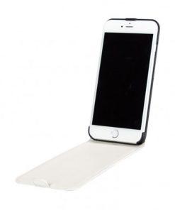 Xqisit Flipcover White iPhone 6 Plus