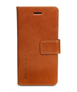 Dbramante1928 Leather Wallet Copenhagen Golden Tan iPhone 6 Plus