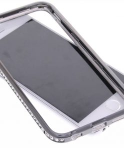 iPhone 6 metalen zwarte bumper