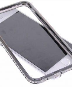 iPhone 6 metalen zwarte bumper