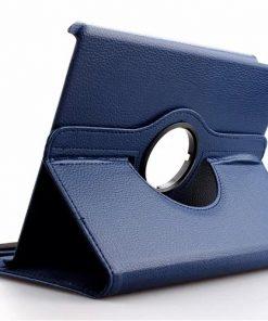 iPad Air 2 Pu-Lederen 360 Cover Blauw