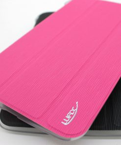Samsung Galaxy Tab 4 Stand Cover Roze.