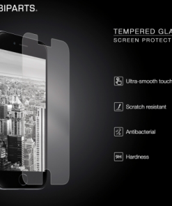 Mobiparts Tempered Glass Screen Protector iPhone 6