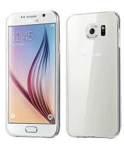 Colorfone Coolskin Transparant Samsung Galaxy S6