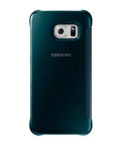 Samsung Clear View Cover Blue Samsung Galaxy S6 Edge