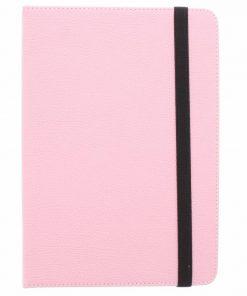 Samsung Galaxy Tab 4 8.0 Roze universele tablethoes met standaard