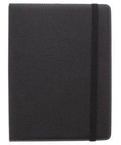 Samsung Galaxy Tab 3 10.1 Zwarte universele tablethoes met standaard