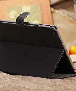 iPad Air Cover Suede Zwart