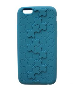 Apple iPhone 6 Puzzel Hoes Blauw