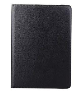Samsung Galaxy Tab A 8.0 PU-Lederen 360 Cover Zwart