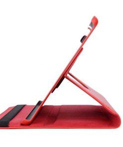 Samsung Galaxy Tab A 8.0 PU-Lederen 360 Cover Rood