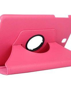 Samsung Galaxy Tab A 8.0 PU-Lederen 360 Cover Roze