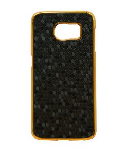 Samsung Galaxy S6 Schubben hoes Zwart