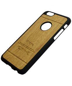 Apple iPhone 6 Luxe hout design hoes Licht eiken