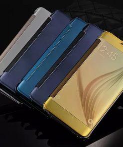 Samsung Galaxy S6 Spiegel Flipcase