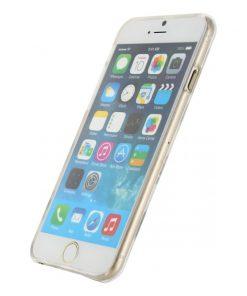 Xccess TPU Case Wave Pink/Grey iPhone 6/6S