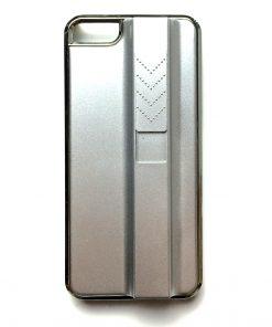 Apple iPhone 5 / 5S Aanstekerhoesje Zilver