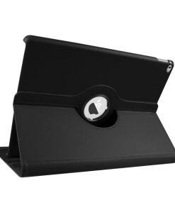 iPad Pro pu-lederen 360 Case Zwart