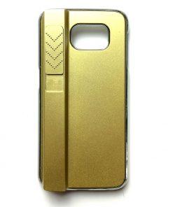 Samsung Galaxy S6 Aanstekerhoesje Goud