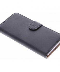 Celly Wally Samsung Galaxy S6 Edge Booktype Case - Zwart