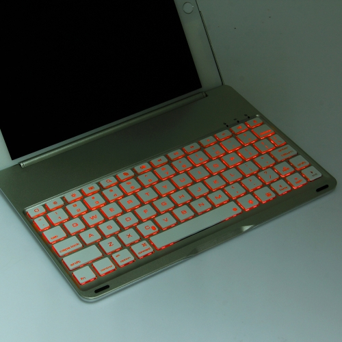 iPad Air 2 Bluetooth Keyboard Aluminium Case 4