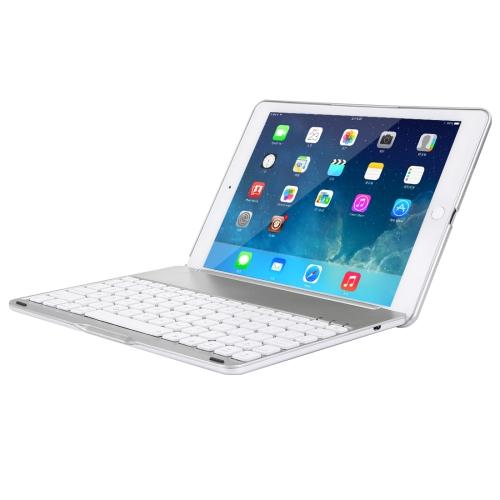 iPad Air 2 Bluetooth Keyboard Aluminium Case 9