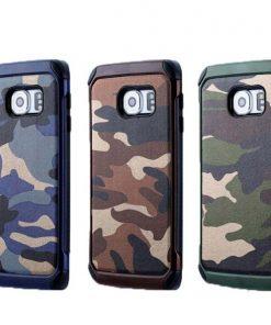 Samsung Galaxy S6 Nx Camouflage Hardcase