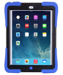 iPad Air Shockproof Case Blauw
