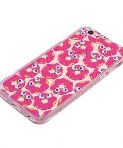Apple iPhone 6/6S Donut Case met Bewegende Oogjes