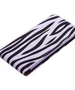 Apple iPhone 5 / 5s Flipcase Zebra