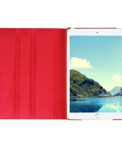 iPad Mini 4 Pu Lederen 360 Cover Rood