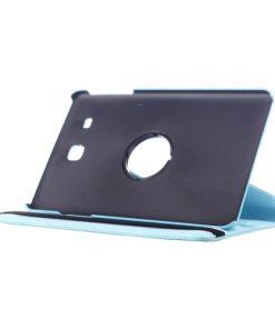 Samsung Galaxy Tab E 9.6 PU-Lederen 360 Cover Blauw