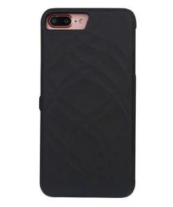 Apple iPhone 6 / 6S Plus Spiegel hoesje - Zwart